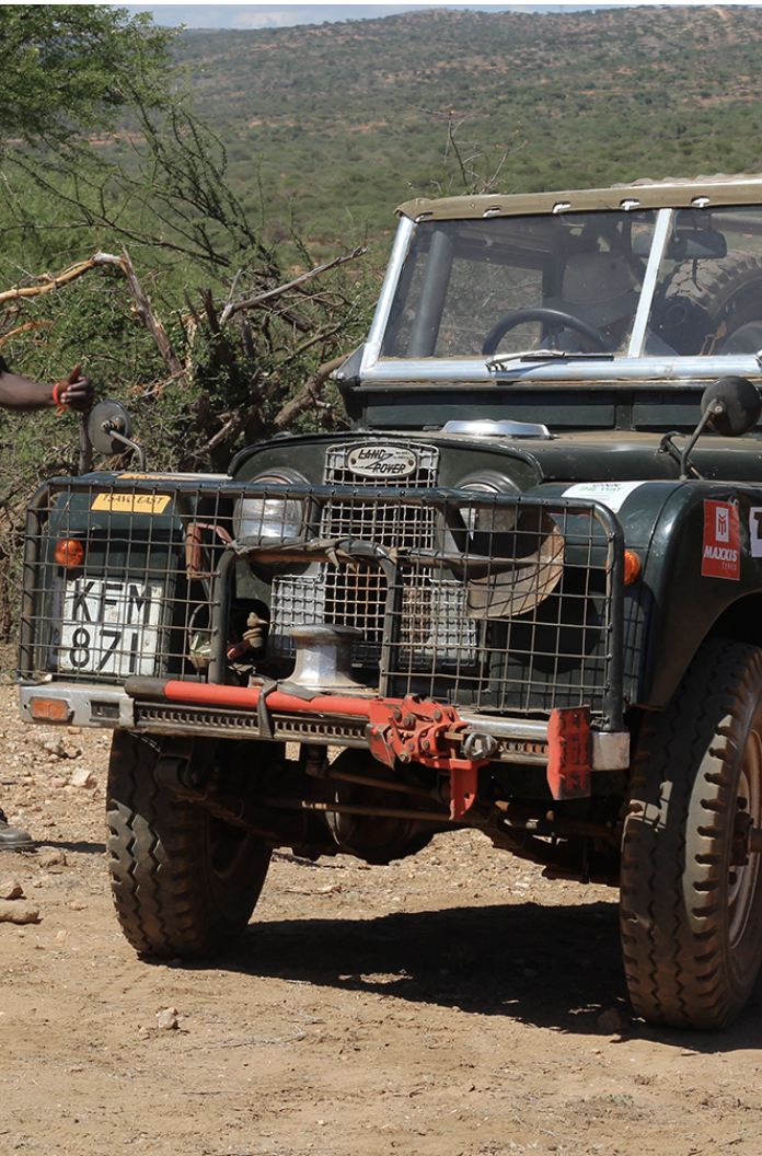 Rhino Charge: A One Of A Kind Adventure Off The Beaten Track