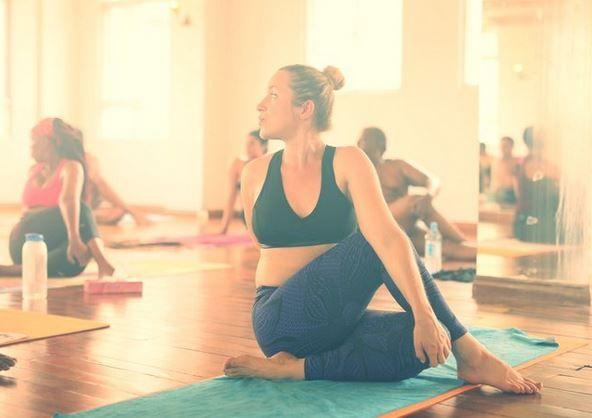 Escape The Biting Cold Season With Some Bikram Yoga