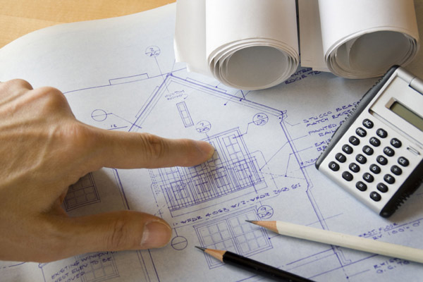 Последовательность перепланировки частного дома