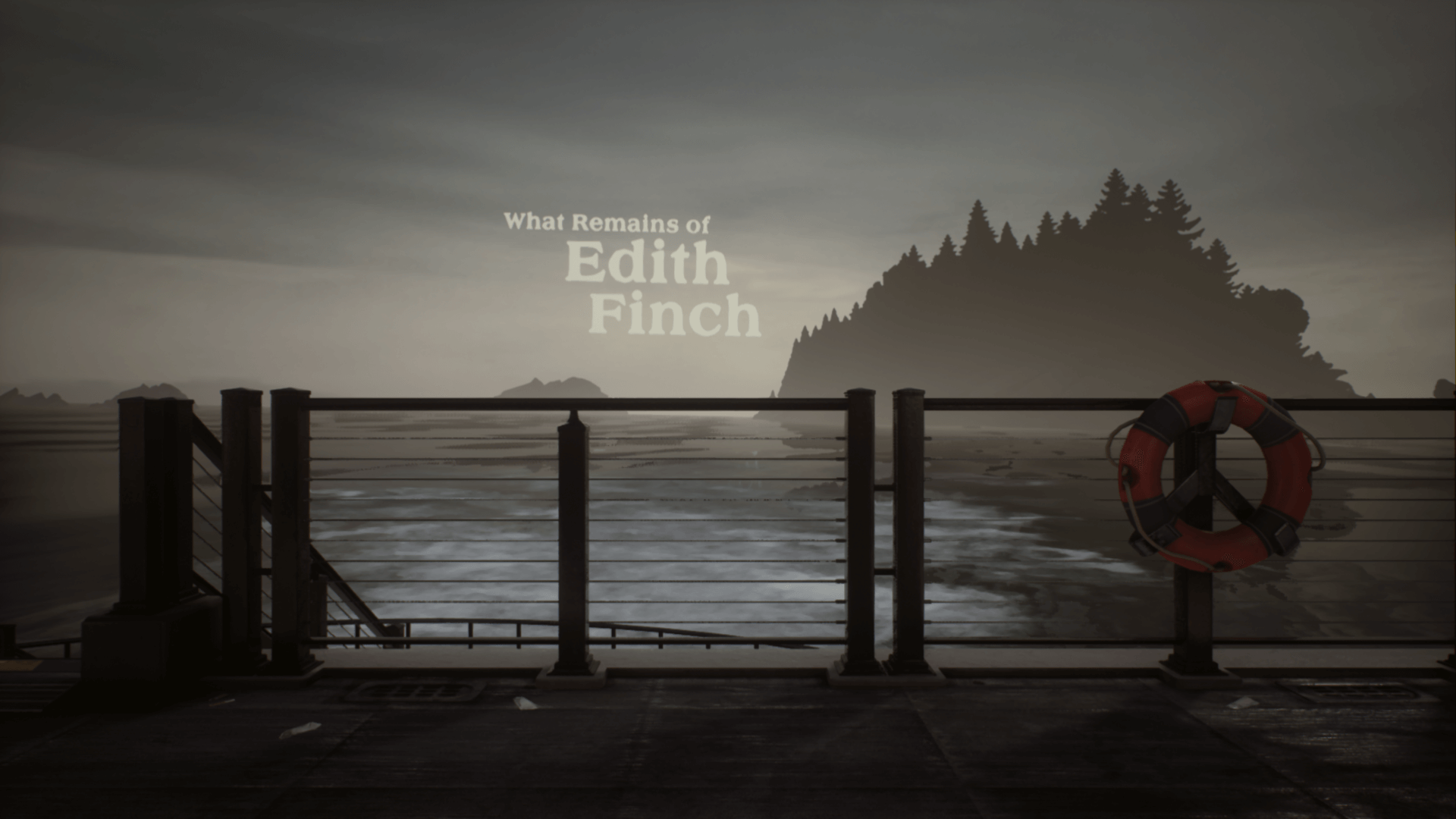 What Remains of Edith Finch 艾迪芬奇的记忆