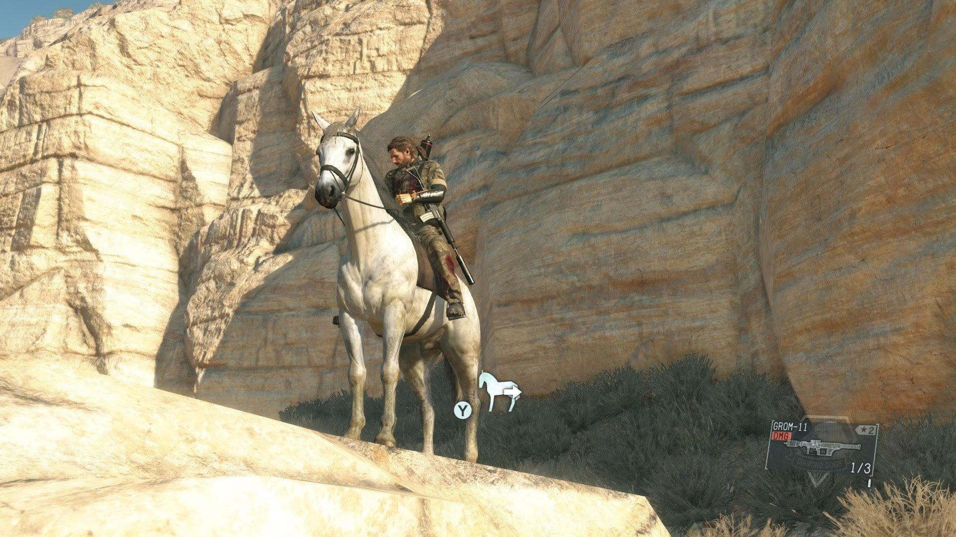 游戏心得 潜龙谍影 V 幻痛 - Metal Gear Solid V: The Phantom Pain