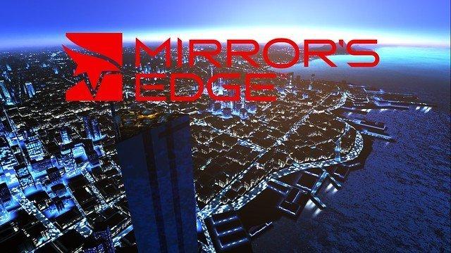 [Video Game] - Mirror Edge游戏心得