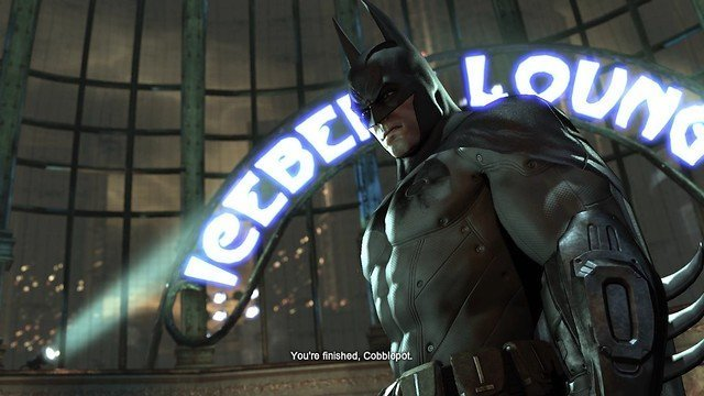 [Video Game] - 游戏心得 蝙蝠侠:阿卡汉城市 Batman Arkham City