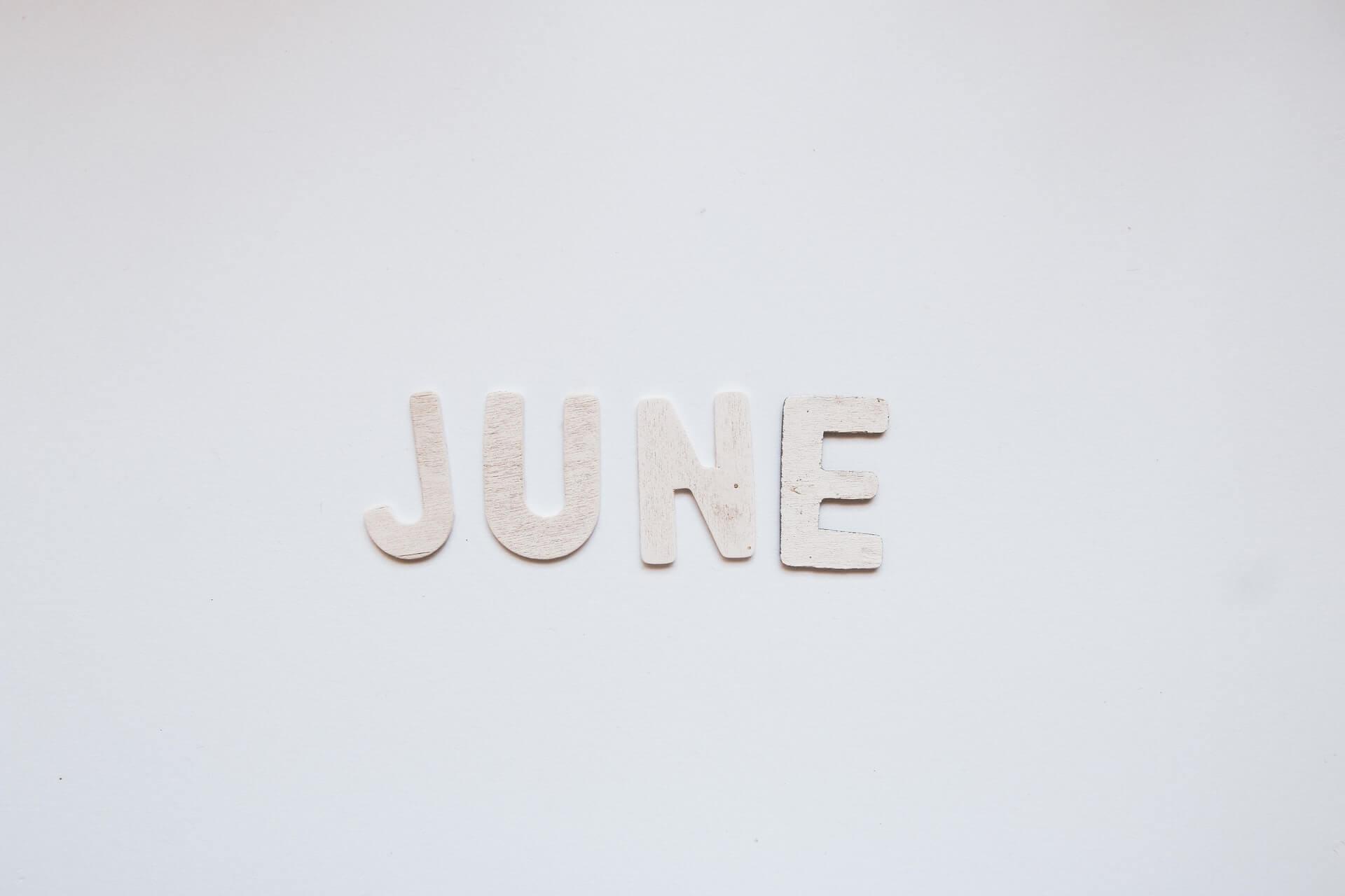 心情写照 6月篇