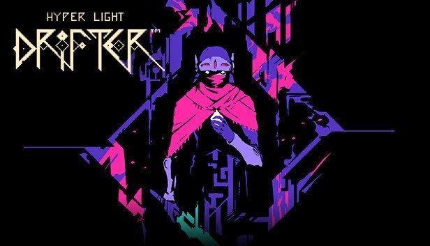 [Video Game] - Hyper Light Drifter 光明旅者