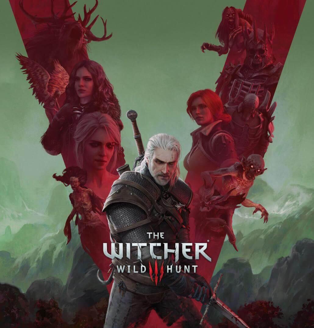 The Witcher 3 巫师3 狂猎
