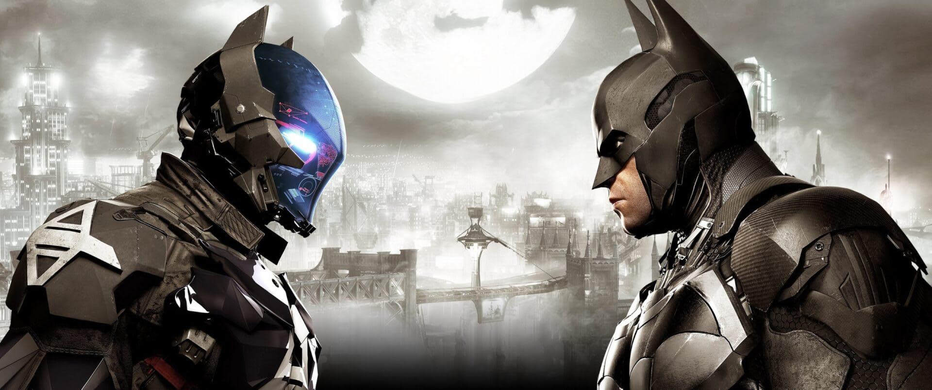 游戏心得 Batman Arkham Knight 蝙蝠侠:阿卡姆骑士
