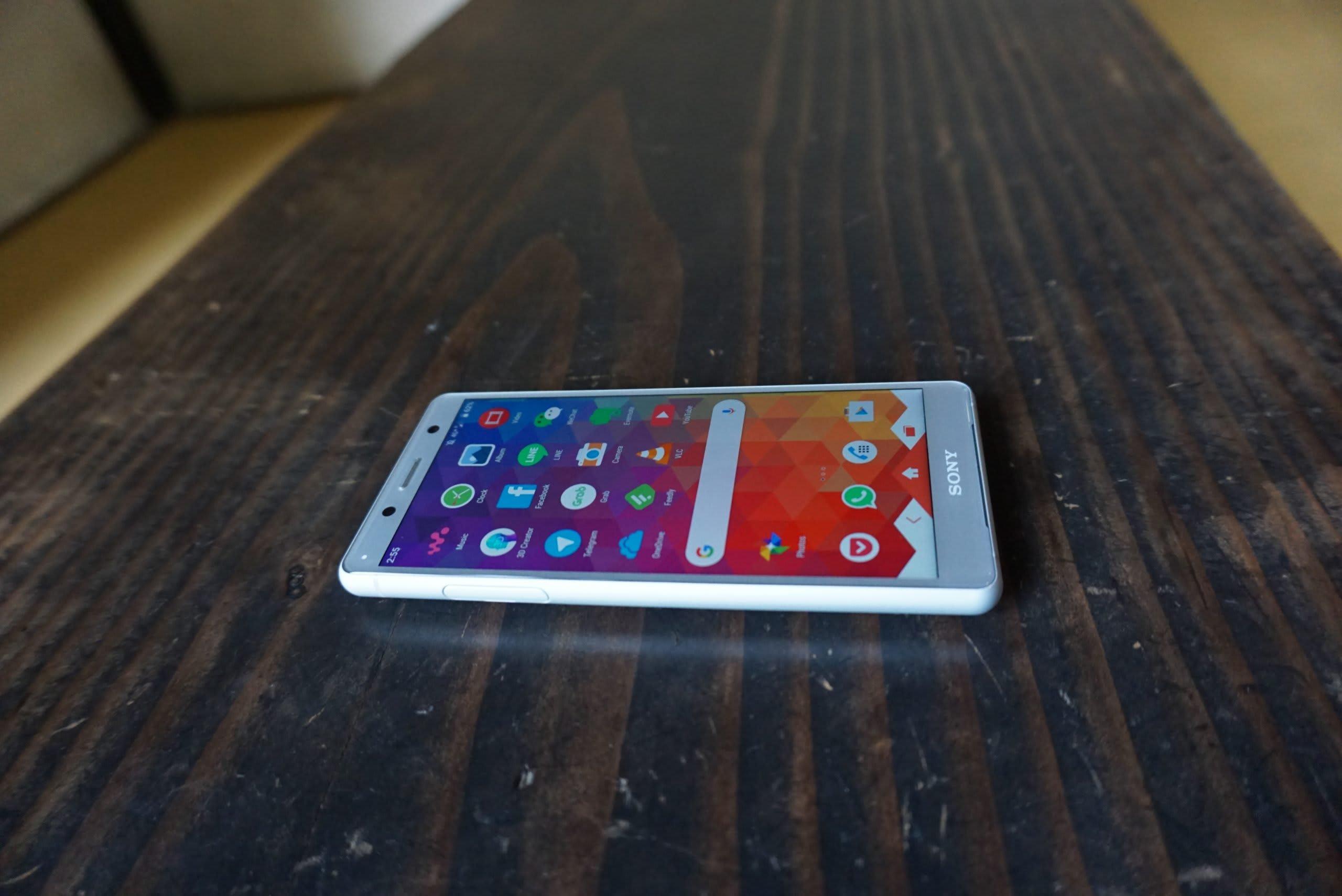 【Android】- SONY Xperia XZ2 compact心得 - 周年篇