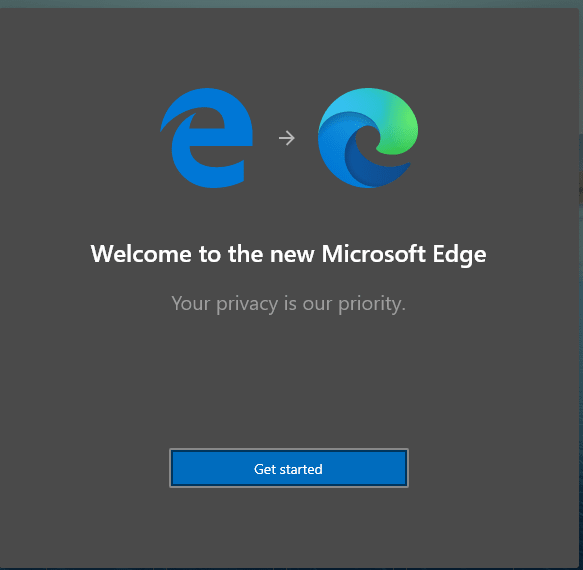 新Edge会取代旧Edge
