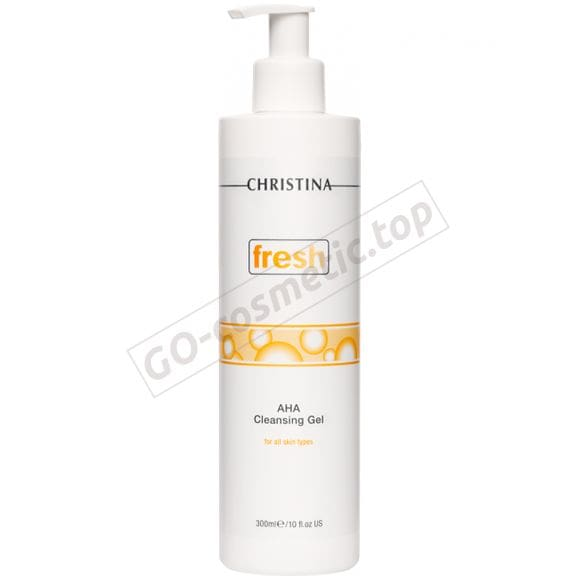 Christina Fresh AHA Cleansing Gel, 300ml