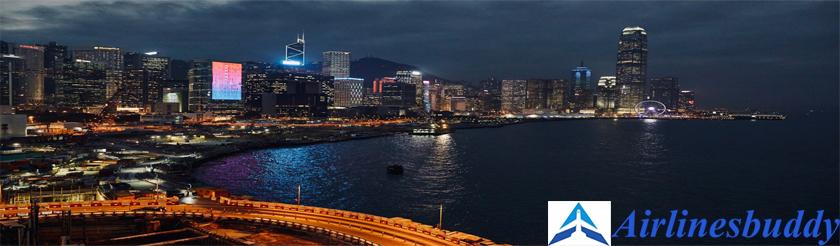 Fiji Airways Reservation Office in Hong Kong