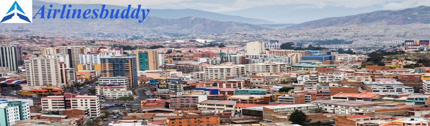 AeroMexico in LA PAZ, Bolivia