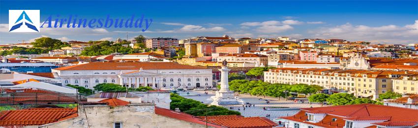 Royal Jordanian in Lisbon, Portugal