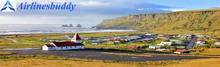 AeroMexico in SCANDINAVIA, Iceland