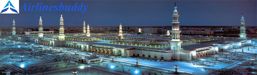 Flynas in Abha, Saudi Arabia