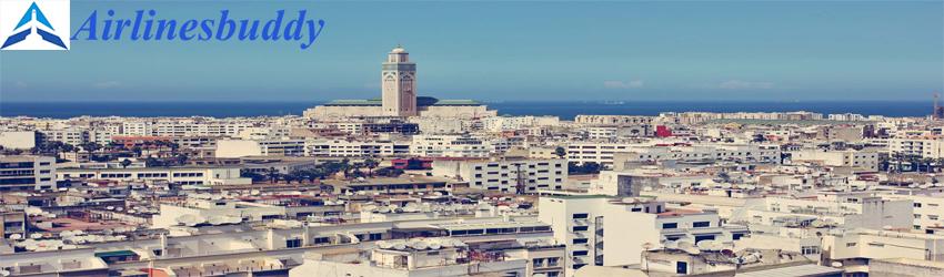 KLM office in Casablanca, Morocco