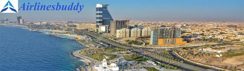 Flynas in Jeddah, Saudi Arabia