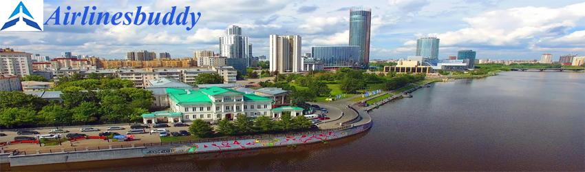 Air Arabia Ticket Office in Yekaterinburg, Russia