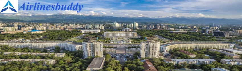 Somon Air in Almaty, Kazakhstan