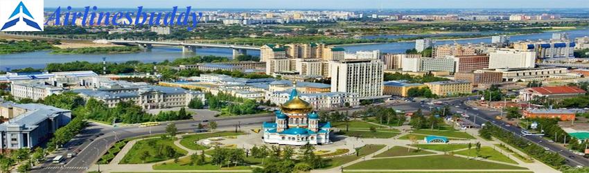 Belavia (Airline) Representative Office in Pavlodar, Kazakhstan