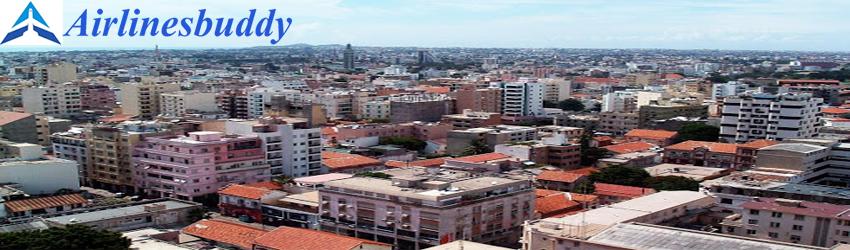 Brussels Airlines City Office in Dakar, Senegal
