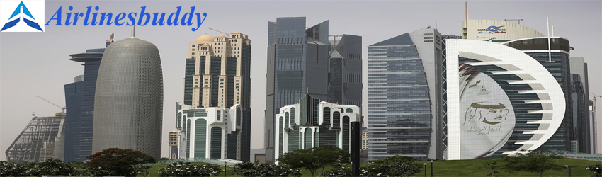 Himalaya Airlines in Doha, Qatar