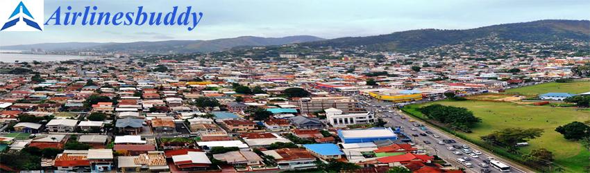 Insel Air (Airline) in Trinidad & Tobago