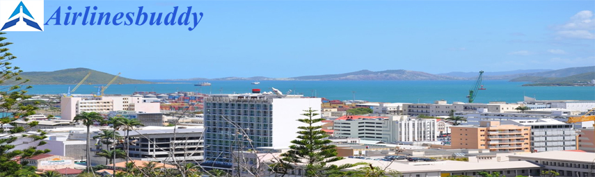 KLM office in Noumea, New Caledonia