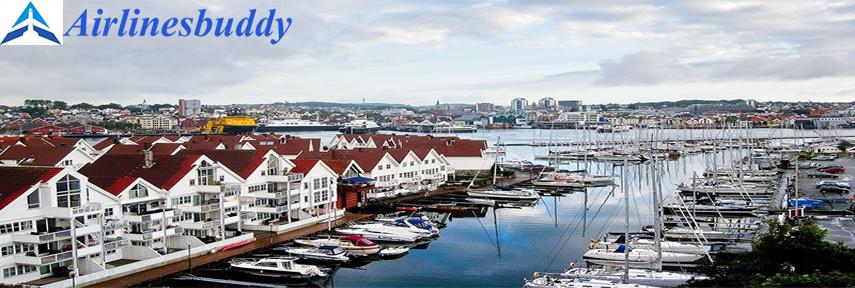 Air France Ticket Office in Stavanger, Norway