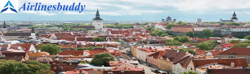 List of Airlines Estonia – Europe