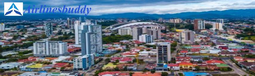 Copa Airlines Sales Office in Saint Joseph, Costa Rica
