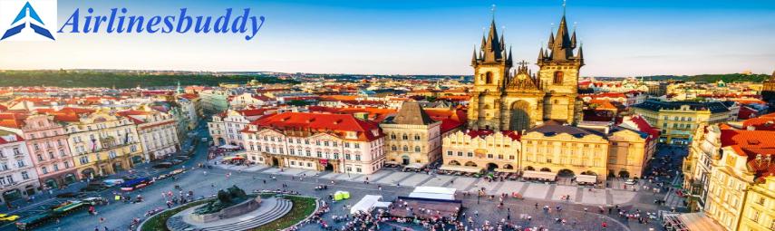 Ethiopian Airlines Sales Office in Prague, Czech Republic