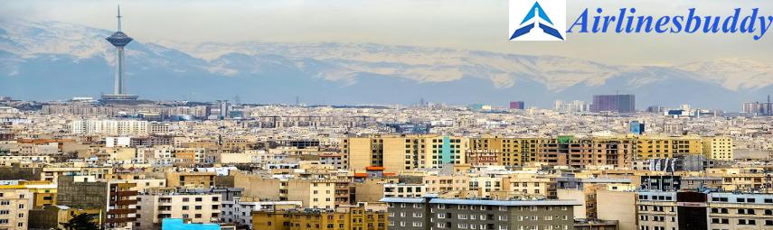 Turkish Airlines Cargo Office in Tabriz, Iran