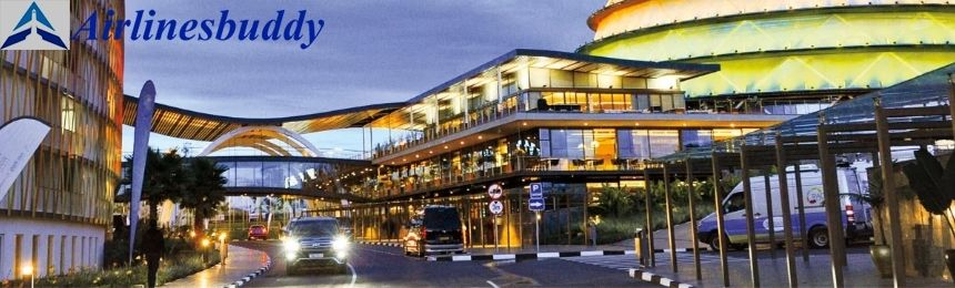 Turkish Airlines Frameg Office in Kigali, Rwanda