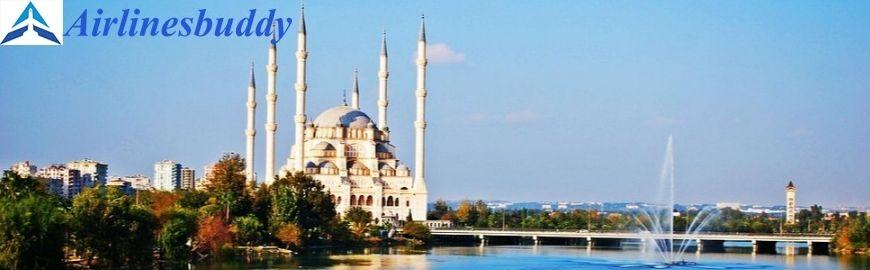 Turkish Airlines Sales Office in ADANA, Turkey