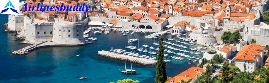 Turkish Airlines Airport Office in Dubrovnik, Croatia