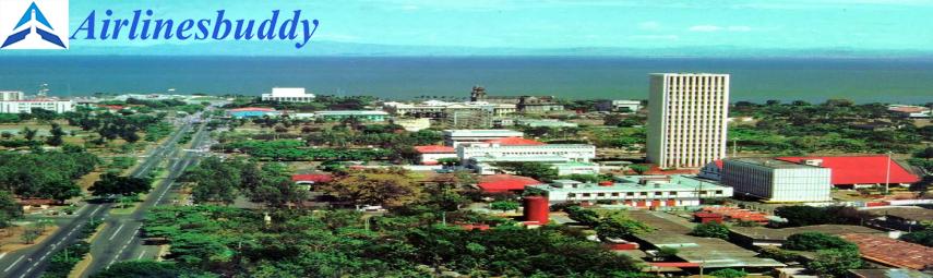 Eva Air Reservation/ Ticketing Office in Managua, Nicaragua