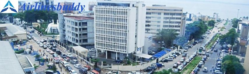 Turkish Airlines City Office in Libreville, GABON