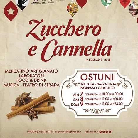 Zucchero & Cannella in Ostuni - IV Edition