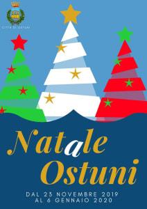 Natale Ostuni 2019 - Programma Completo