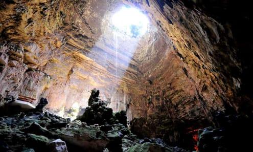 Castellana Grotte.