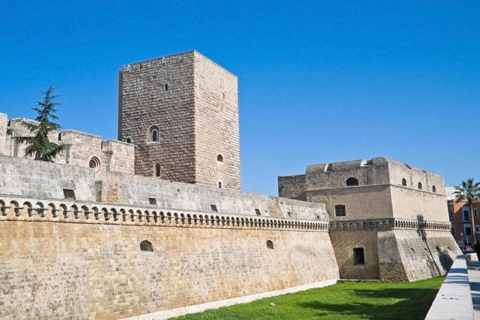 Castelli di Puglia - Castello Normanno-Svevo di Bari