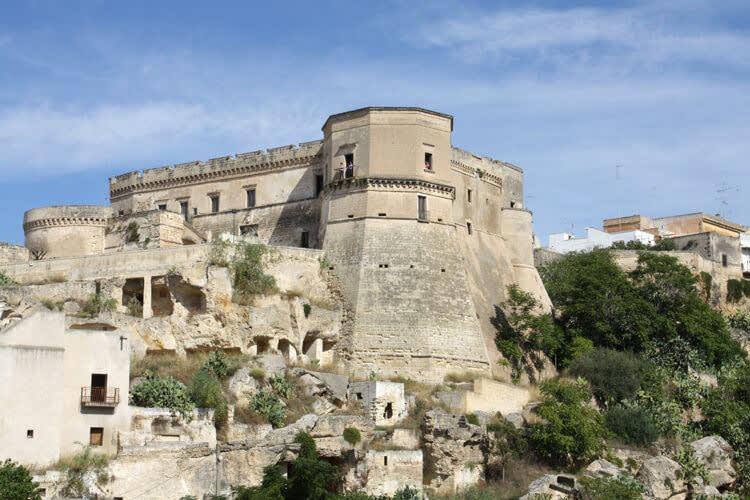 Castelli di Puglia - Castello di Massafra