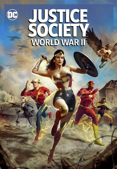 Justice Society - WW2