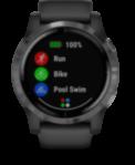 Garmin Vivoactive 4 GPS-älykello (45 mm)