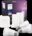 Philips Hue White & Color Ambiance E27 -aloituspakkaus