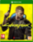 Cyberpunk 2077 -peli Xbox Onelle