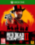 Red Dead Redemption 2 -peli Xbox Onelle