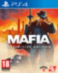 Mafia Definitive Edition -peli PS4:lle