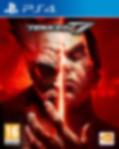 Tekken 7 -peli PS4:lle